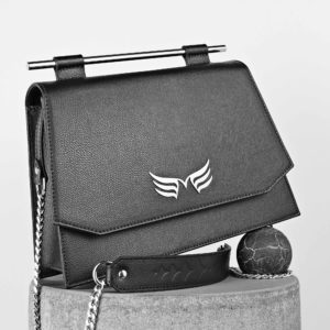 Maestoso Black Skylark Queen Bag