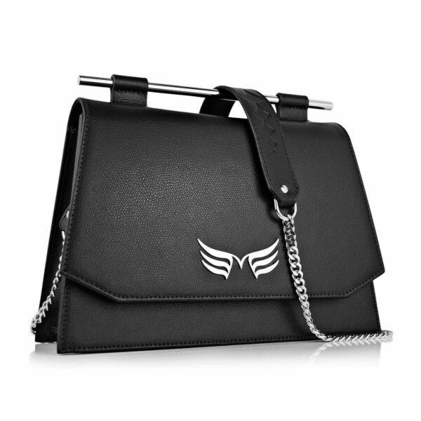 Maestoso Black Skylark Queen Bag