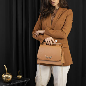 Maestoso Camel Skylark Queen Bag