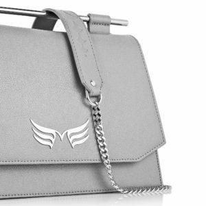 Maestoso Grey Skylark Queen Bag