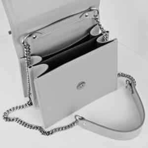 Maestoso Grey Sparrow Bag