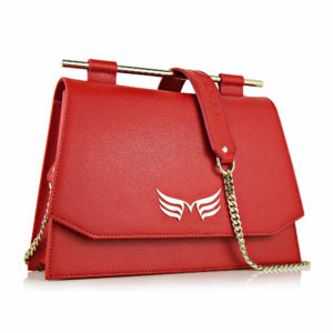 Maestoso Red Skylark Queen Bag