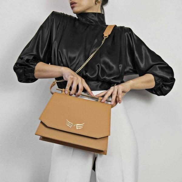 Maestoso Camel Skylark Queen Bag