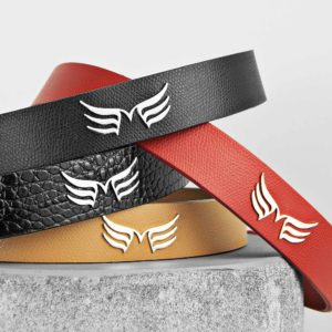 Maestoso Wings  Leather Belts