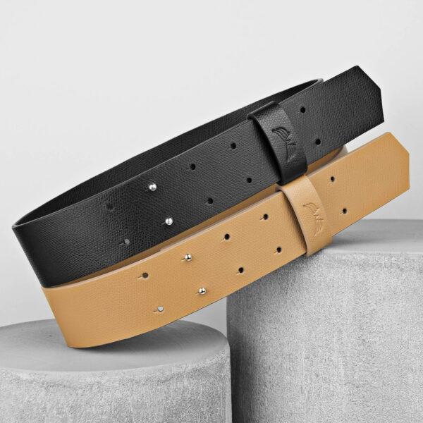 Maestoso Wide Leather Belts II
