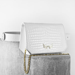 Maestoso White Croco Oscar