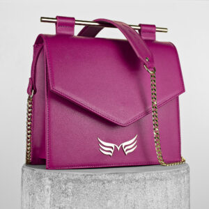 Maestoso Magenta Square Bag II