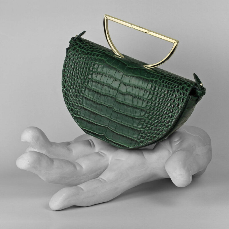 Maestoso Muse Green Croco