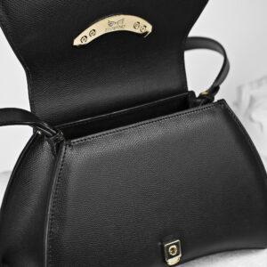 Maestoso Enso Black Bag