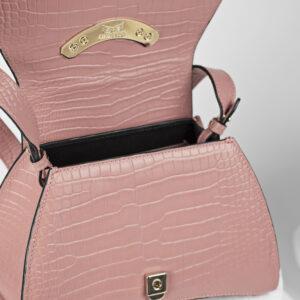 Maestoso Enso Mini Dusty Pink Bag